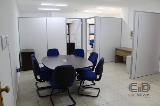Sala para alugar, 53 m² por r$ 2.000,00/mês - jardim aclimação - cuiabá/mt - Foto 2