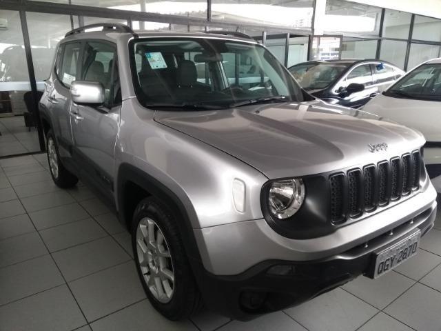 Jeep Renegade 1.8 aut flex 18/19