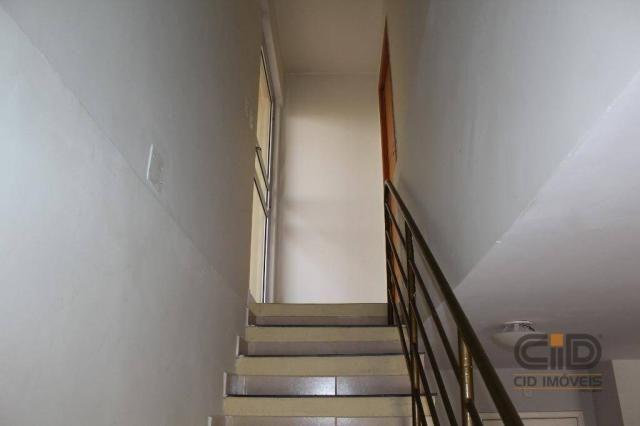 Apartamento duplex com 3 dormitórios para alugar, 108 m² por r$ 1.800/mês - goiabeiras - c - Foto 15