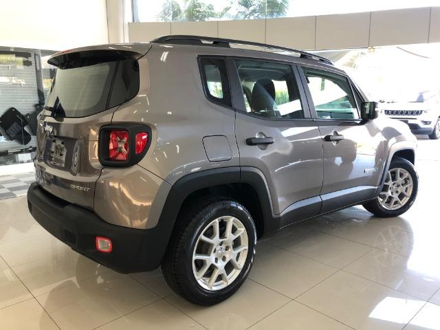 Jeep Renegade Sport 1.8 AT 2020 - Foto 4