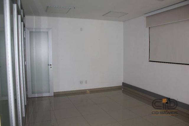 Sala para alugar, 120 m² por r$ 5.000,00/mês - jardim aclimação - cuiabá/mt - Foto 12
