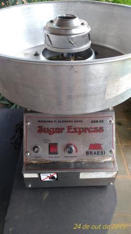 Máquina de algodão doce - Foto 4
