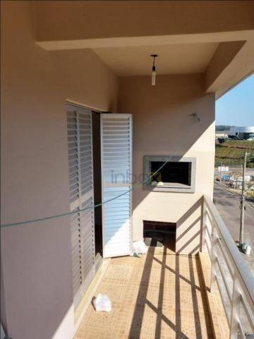 Inbox aluga: apartamento de três dormitórios sendo um suíte, com excelente posição solar,  - Foto 5