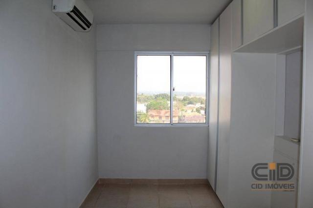Apartamento duplex com 3 dormitórios para alugar, 108 m² por r$ 1.800/mês - goiabeiras - c - Foto 11