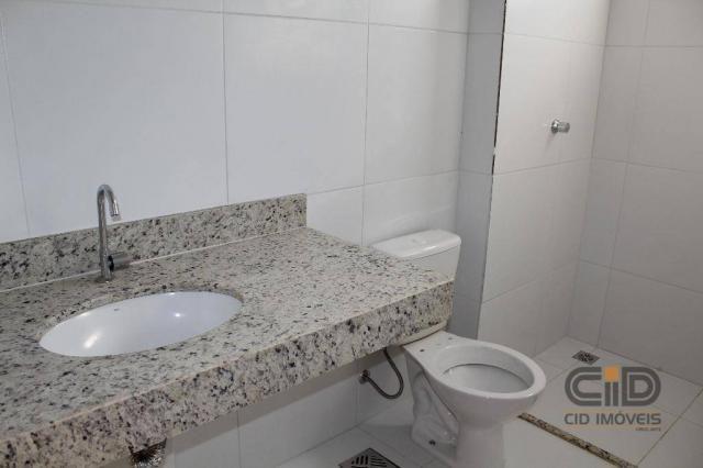Apartamento com 2 dormitórios para alugar, 88 m² por r$ 2.500/mês - ribeirão do lipa - cui - Foto 14