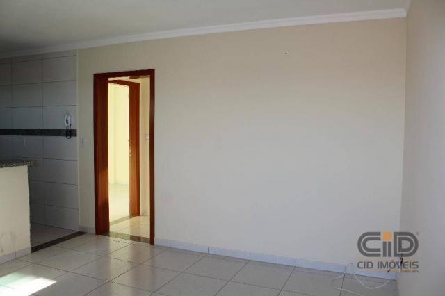 Apartamento residencial para locação, residencial jk, cuiabá. - Foto 4