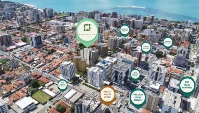 Investir Com Segurança e Rentabilidade Garantida, 1/4 Sala Próximo ao Palato PV e ao Mar - Foto 9