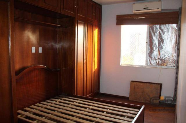 Apartamento com 3 dormitórios para alugar, 120 m² por r$ 1.900,00/mês - miguel sutil - cui - Foto 13