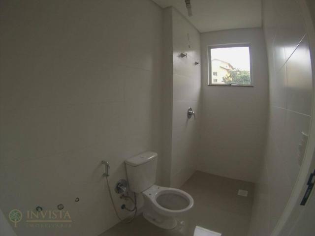 Apartamento novo 3 dormit 3 suítes sacada com churrasqueira - Foto 13