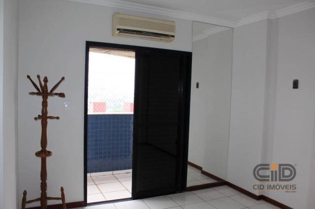 Apartamento com 3 dormitórios para alugar, 223 m² por r$ 3.500,00/mês - bosque da saúde -  - Foto 19