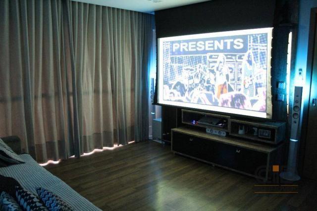 Apartamento com 4 dormitórios à venda, 141 m² por r$ 750.000 - jardim aclimação - cuiabá/m - Foto 13