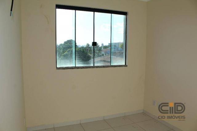 Apartamento residencial para locação, residencial jk, cuiabá. - Foto 9