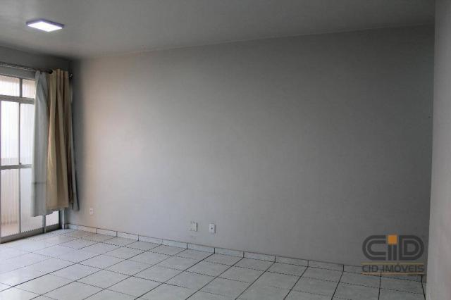 Apartamento com 3 dormitórios para alugar, 120 m² por r$ 1.900,00/mês - miguel sutil - cui - Foto 3