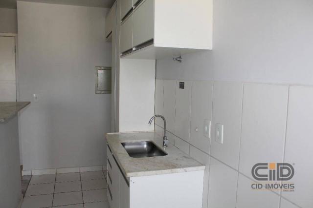 Apartamento duplex com 3 dormitórios para alugar, 108 m² por r$ 1.800/mês - goiabeiras - c - Foto 5