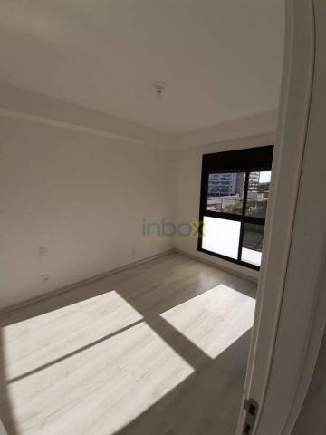Ótimo apartamento de 1 dormitório para alugar, 42 m² por R$ 1.800/mês - Central Parque - P - Foto 6