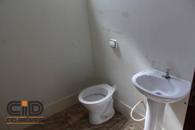 Sobrado comercial para alugar, 450 m² por r$ 4.000/mês - centro norte - cuiabá/mt - Foto 13