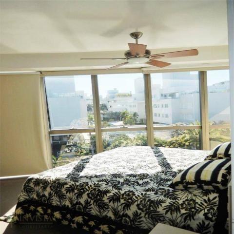 Apartamento mobiliado na praia de jurerê internacional - Foto 16