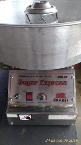 Máquina de algodão doce - Foto 2