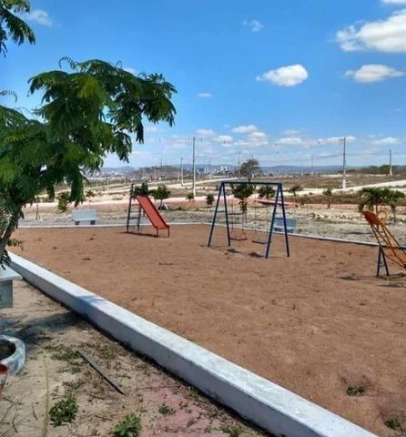 Terrenos ao lado da ceaca- Mensais de 449 reais - Sinal de R$ 2.500 com plano de 150 meses - Foto 2
