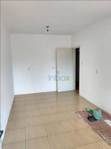 Inbox aluga: apartamento de três dormitórios sendo um suíte, com excelente posição solar,