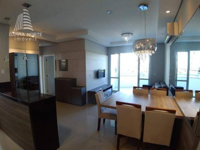 Apartamento mobiliado com 2 dormitórios à venda - ingleses - florianópolis/sc - Foto 3