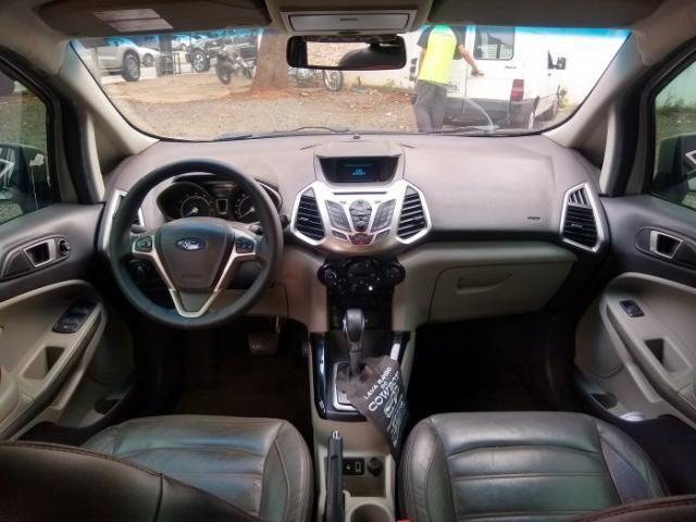 Ecosport 2014 2.0 Titanium, completa, carro automatico, Falar com Deivid * - Foto 6