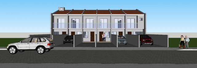 Casa à venda com 2 dormitórios em Iririú, Joinville cod:SB147V