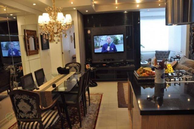 Fantástico 3 dormitórios com vista mar - Foto 3