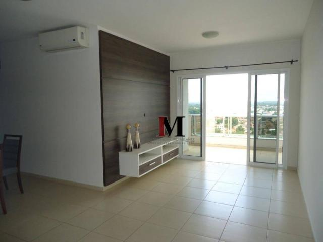 Alugamos apartamento semi mobiliado com 3 quartos em excelente localização - Foto 11