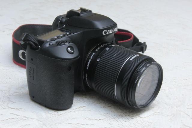 Canon EOS 80 D Objetiva 18~55