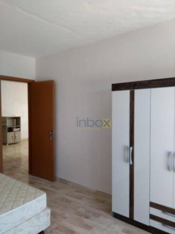 Inbox aluga: apartamento mobiliado com 2 dormitórios no bairro fenavinho - Foto 3