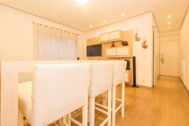 Apartamento à venda, vila clementino, 70,35m², 2 dormitórios, 1 vaga! - Foto 5