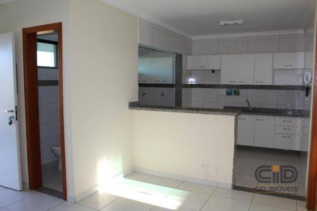 Apartamento residencial para locação, residencial jk, cuiabá. - Foto 5
