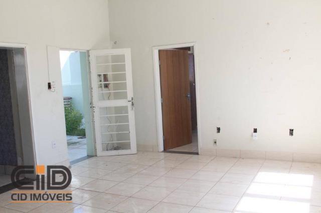 Sobrado comercial para alugar, 450 m² por r$ 4.000/mês - centro norte - cuiabá/mt - Foto 4