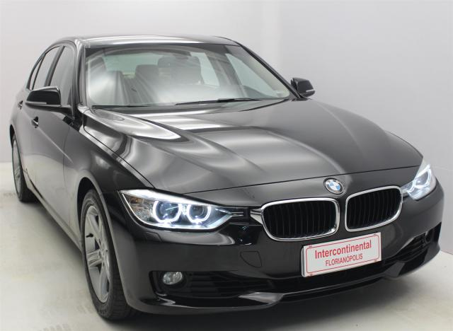 BMW 320I 2014/2015 2.0 16V TURBO ACTIVE FLEX 4P AUTOMÁTICO