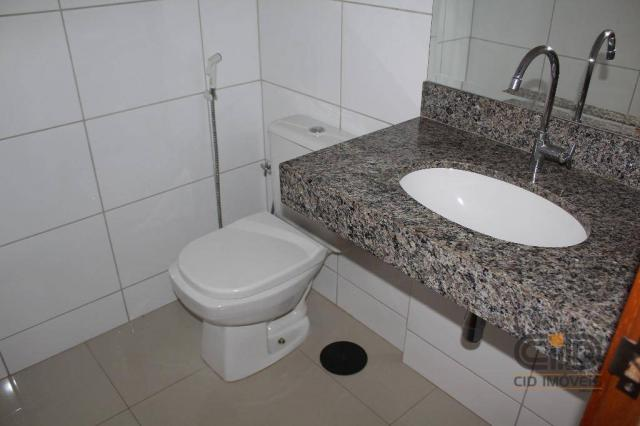 Sala para alugar, 120 m² por r$ 5.000,00/mês - jardim aclimação - cuiabá/mt - Foto 10