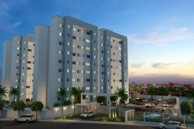 Apartamento com 45m², no Bairro Shopping Park, na Região Sul de Uberlândia.