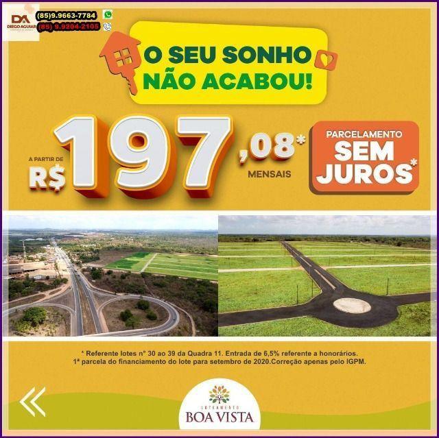 Loteamento Boa Vista !!@@@ - Foto 12