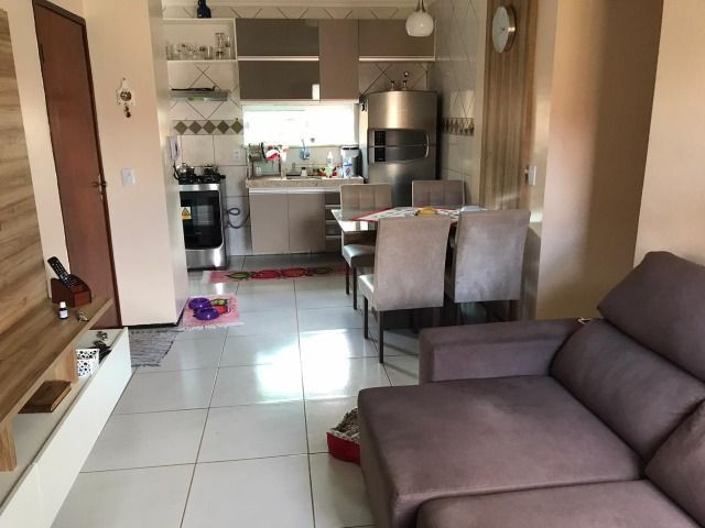 APT 148, Condomínio Safira Village no Passaré, 03 quartos, 02 banheiros, piscina - Foto 7