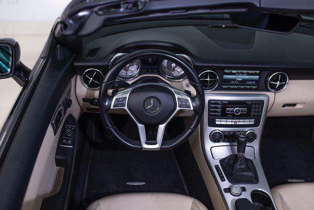 Mercedes SLK 250 2014 - Foto 12