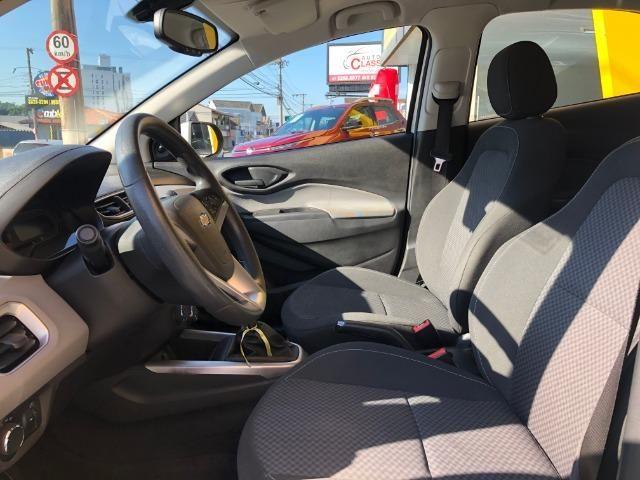 Chevrolet Onix LT 1.0 Mec 2017 - Foto 11