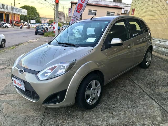 Ford Fiesta Hatch 1.0 2014 - Completo