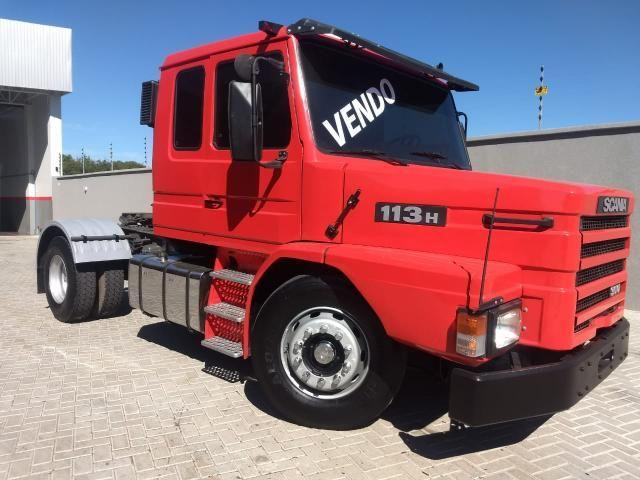 Scania 113 ano 93 $ 72 mil