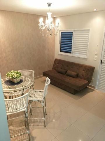 Apartamento mobiliado de TEMPORADA novinho bem localizado - Foto 9