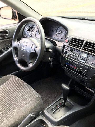 Vendo Honda Civic 2000 LX Automatico - Foto 4