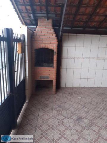 Casa à venda com 1 dormitórios em Ocian, Praia grande cod:478 - Foto 3
