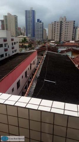 Apartamento à venda com 1 dormitórios em Aviação, Praia grande cod:507 - Foto 4