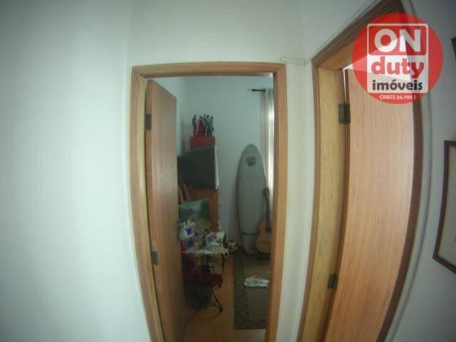 Apartamento com 1 dormitório à venda, 48 m² por R$ 240.000,00 - Ponta da Praia - Santos/SP - Foto 8