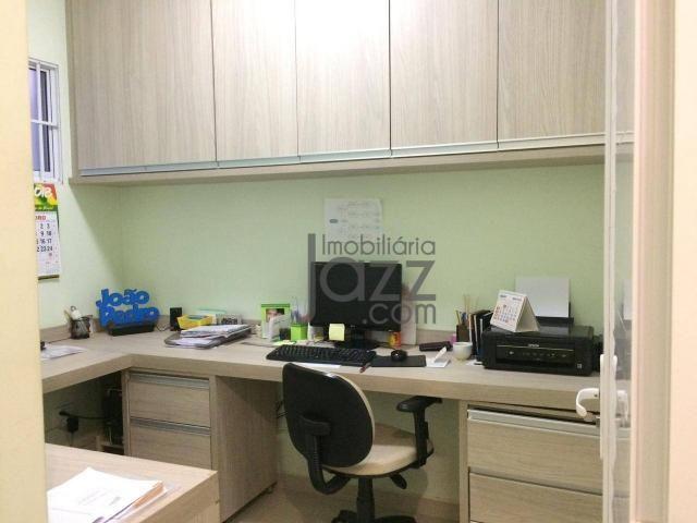 Linda casa com 3 dormitórios à venda, 265 m² por R$ 680.000 - Jardim Planalto de Viracopos - Foto 18
