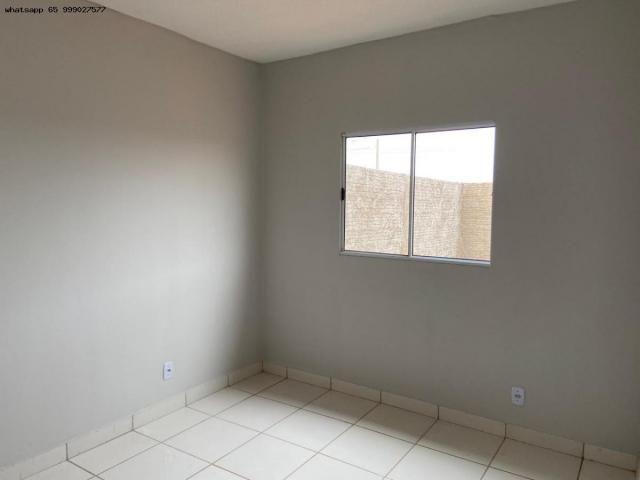 Casa para Venda em Várzea Grande, Jequitibá, 2 dormitórios, 1 banheiro, 2 vagas - Foto 16